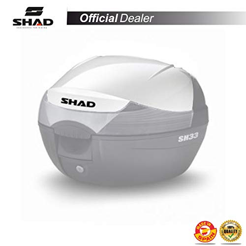 Shad D1B33E208 Sobretapa para Baul Sh33, Blanco
